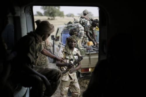 Nigeria, la liberazione di Damasak 5