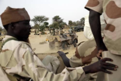 Nigeria, la liberazione di Damasak 7