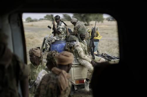 Nigeria, la liberazione di Damasak 10
