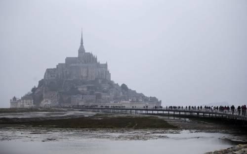 Mont St. Michel, la marea del secolo 6