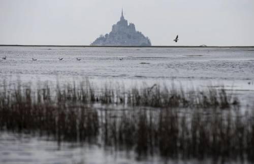 Mont St. Michel, la marea del secolo 5