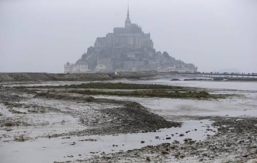 Mont St. Michel, la marea del secolo 7