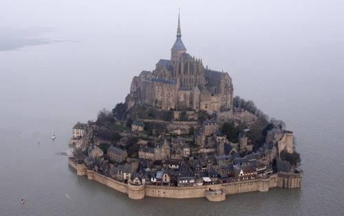 Mont St. Michel, la marea del secolo 3
