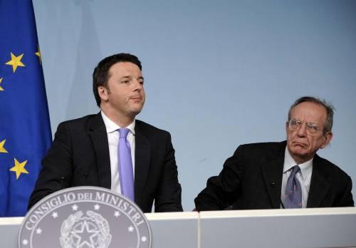 Irpef, l'ultima farsa di Renzi: il Fisco si riprende gli 80 euro
