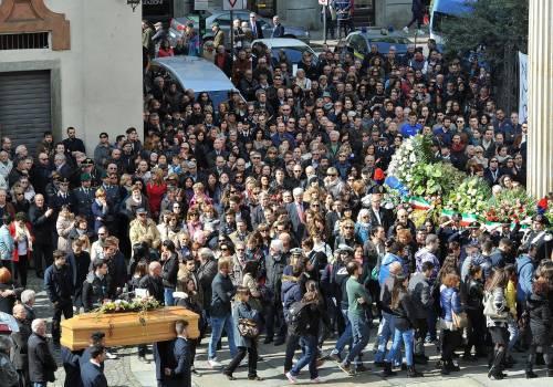 A Torino l'ultimo saluto alle vittime del terrorismo 2