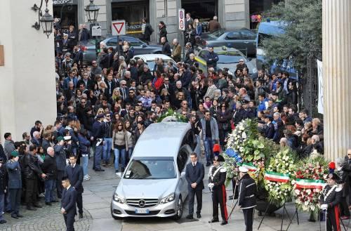 A Torino l'ultimo saluto alle vittime del terrorismo 7
