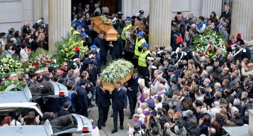 A Torino l'ultimo saluto alle vittime del terrorismo 11