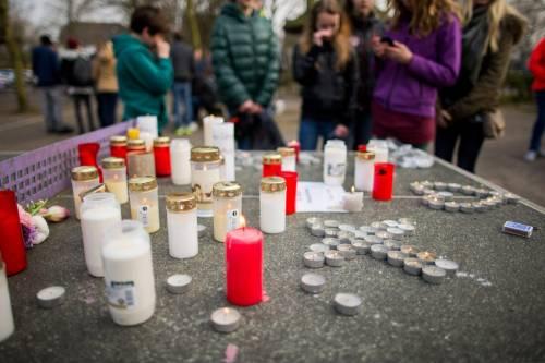 Germania, il dolore per le vittime dello schianto 5