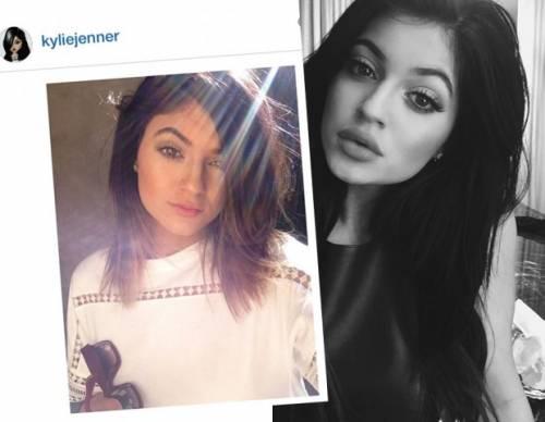 Kylie Jenner, 40 minuti di trucco per labbra turgide 14