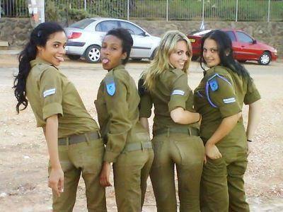 Le sexy soldatesse israeliane 10