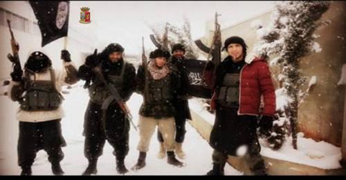 Ecco le foto degli estremisti islamici catturati 2
