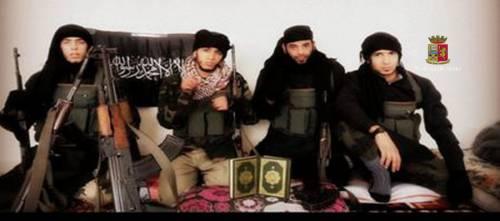 Ecco le foto degli estremisti islamici catturati 4