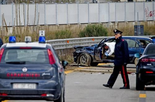 Rapina nel Napoletano, 10 feriti 2