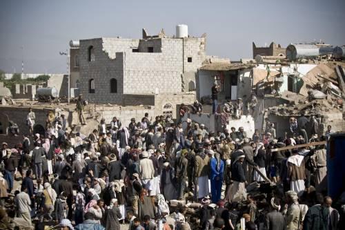 L'Arabia Saudita attacca lo Yemen nella notte 3
