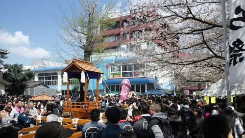 Festival del pene in Giappone: le immagini 6
