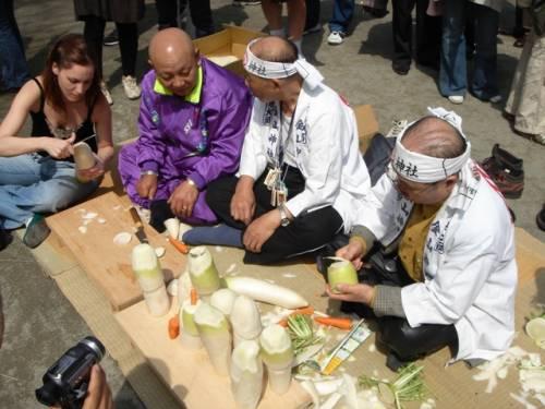 Festival del pene in Giappone: le immagini 7
