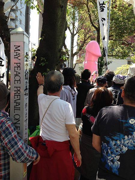 Festival del pene in Giappone: le immagini 8