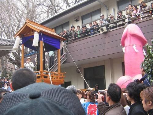Festival del pene in Giappone: le immagini 10