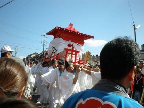 Festival del pene in Giappone: le immagini 14