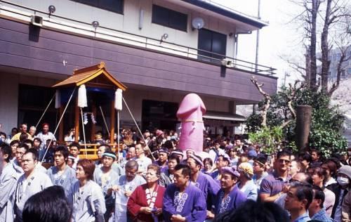Festival del pene in Giappone: le immagini 13