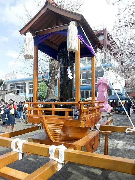Festival del pene in Giappone: le immagini 15