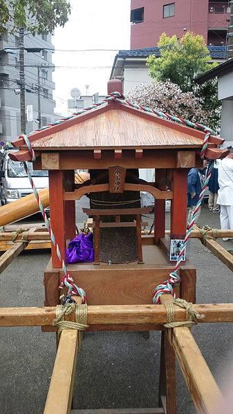 Festival del pene in Giappone: le immagini 16