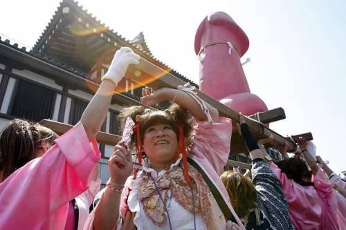 Festival del pene in Giappone: le immagini 2