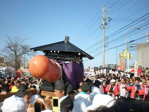 Festival del pene in Giappone: le immagini 3