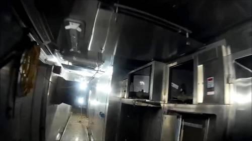 Le immagini del relitto della Concordia  5
