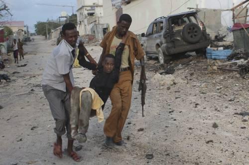 Al-Shabaab attacca un hotel in Somalia 6