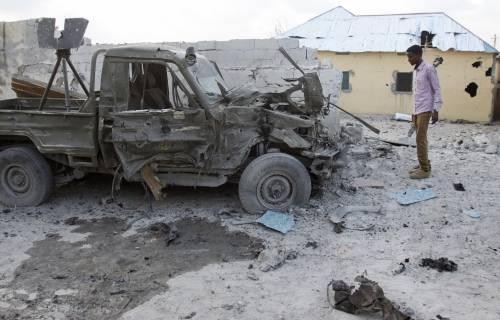 Al-Shabaab attacca un hotel in Somalia 3