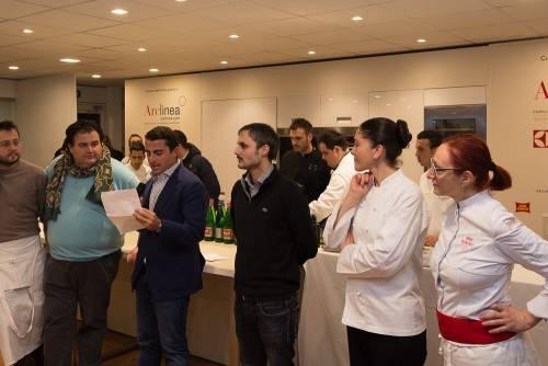 """Ecco i vincitori del concorso """"Acqua di chef"""""""