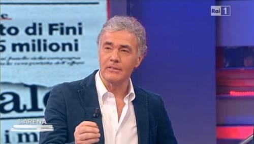 """La voce su Massimo Giletti: """"Lascerà la Rai"""""""