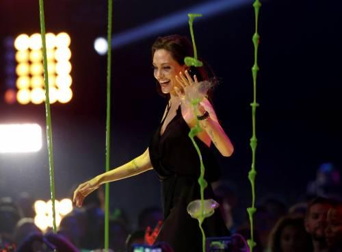Angelina Jolie torna in pubblico dopo l'operazione 13