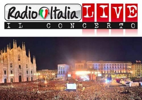 Radio Italia torna in Piazza Duomo, ecco tutti i cantanti che si esibiranno live
