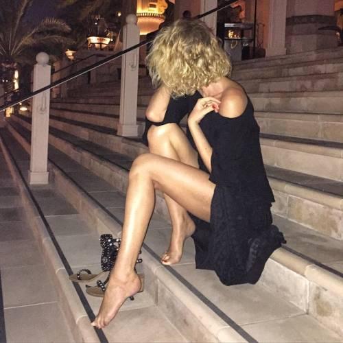 Alessia Marcuzzi: sensuale e sbarazzina su Instagram 4