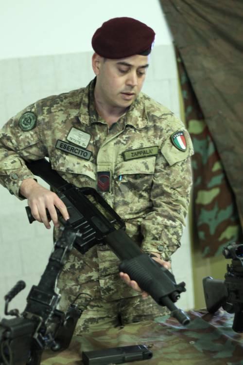 Le armi del 186esimo reggimento 5