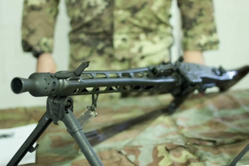 Le armi del 186esimo reggimento 4