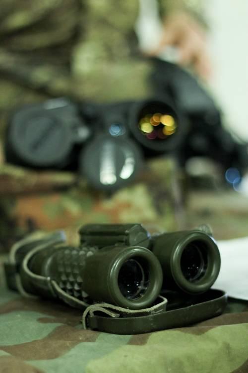 Le armi del 186esimo reggimento 3
