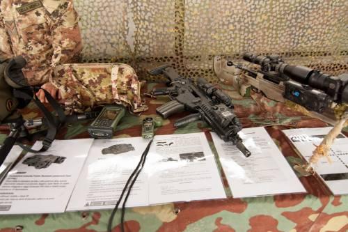 Le armi del 186esimo reggimento 14