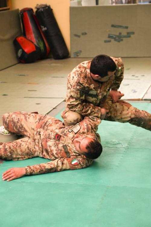 Il Metodo Combattimento Militare (Mcm) 8