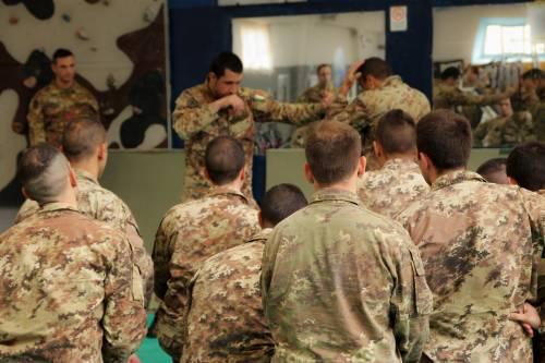 Il Metodo Combattimento Militare (Mcm) 7