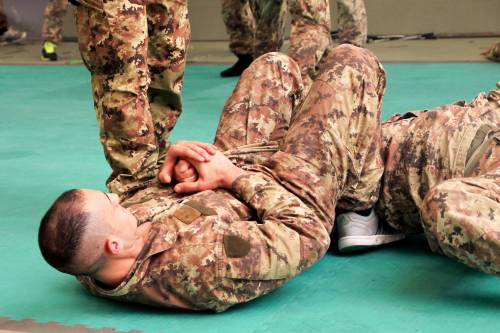 Il Metodo Combattimento Militare (Mcm) 10