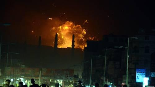 Lo Yemen sotto i bombardamenti 2