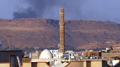 Lo Yemen sotto i bombardamenti 5
