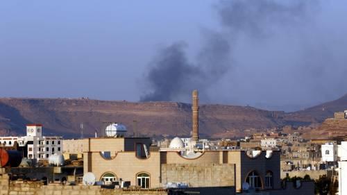 Lo Yemen sotto i bombardamenti 4