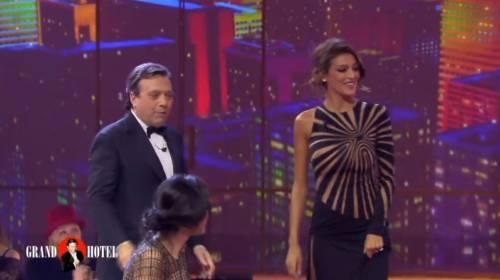 Cristina Buccino hot da Chiambretti 4
