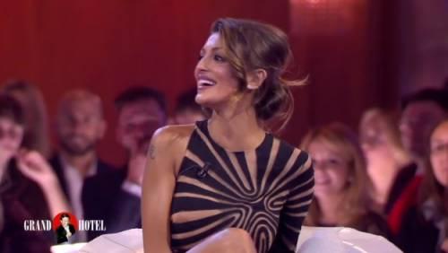 Cristina Buccino hot da Chiambretti 5