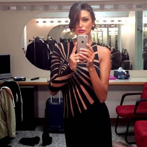 Cristina Buccino hot da Chiambretti 9