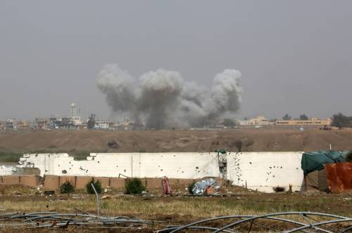 I combattimenti per Tikrit 3